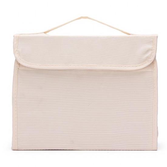 Portable Nylon Foldable Travel Wash Cosmetic Storage Bag 2021