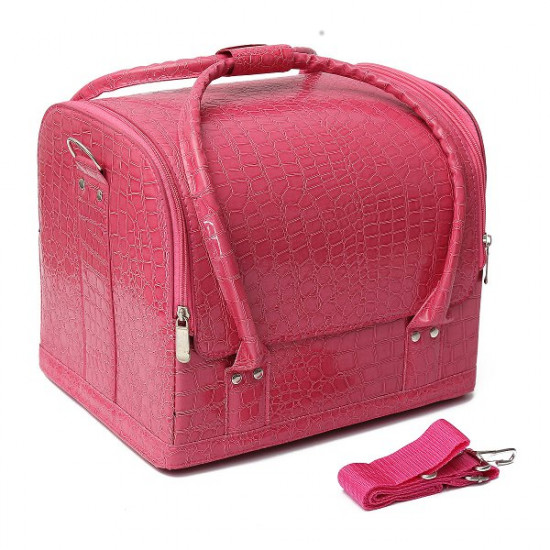 Professional Cosmetic Makeup Tool Large Storage Container Case Box Kits 2021