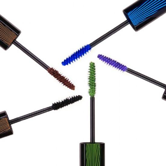 Prolong Thickening Colorful Music Flower Makeup Eye Mascara 2021
