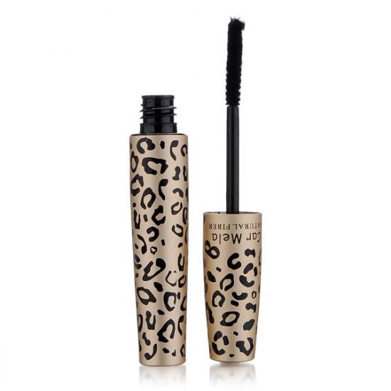 Prolong Thickening Leopard Print Eyelash Mascara Eye Makeup Cosmetic 2021