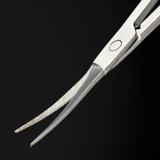 Stainless Steel High-Quality Beauty Scissors Eyebrow Scissor 2021