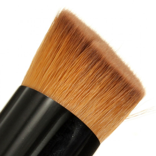 Wooden Handle Multi-Function Blush Makeup Powder Foundation Brush 2021
