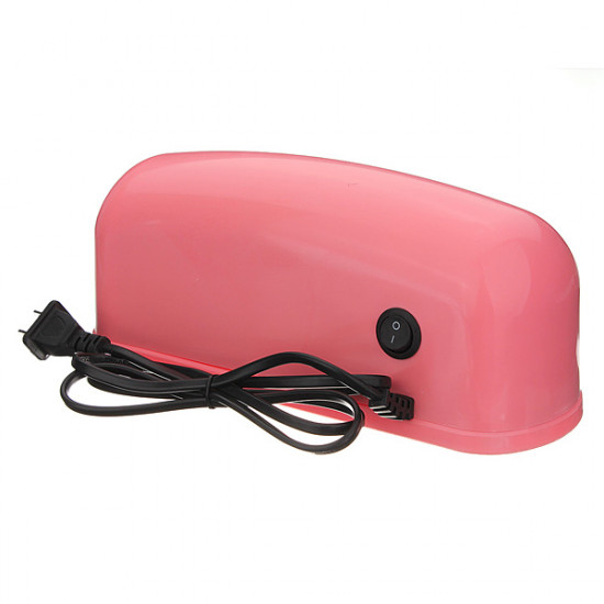 110V/220V Pro 9W UV Lamp Nail Polish UV Nail Gel Curing Lamp 2021