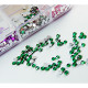 12 Colors 2mm Nail Art Glitter Rhinestones Case Box 2021