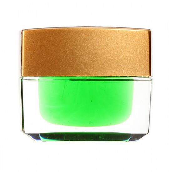 12 Pots Color 3D Nail Art Crystal Glaze Solid UV Gel Builder 8ml 2021