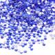 1440Pcs Deep Blue Crystal Rhinestones Nail Art Tips Decoration 2021