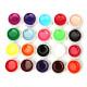 20 Mix Pure Colors Acrylic Nail Art UV Gel Builder 2021