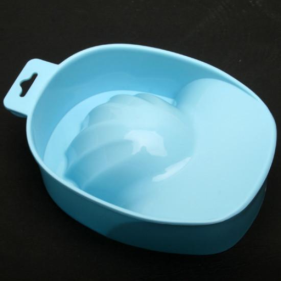 2 X Nail Art Manicure Soak Soaker Bowl Acrylic Tip Tool 2021