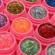 36 Colours Shining Glitter Acrylic UV Gel Builder Polish Set 2021