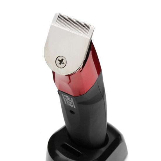 KEMEI KM-130 Rechargeable Electric Hair Clipper Sideburns Trimmer 2021