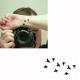 Bird Pattern Design Temporary Water Transfer Tattoo Sticker 2021