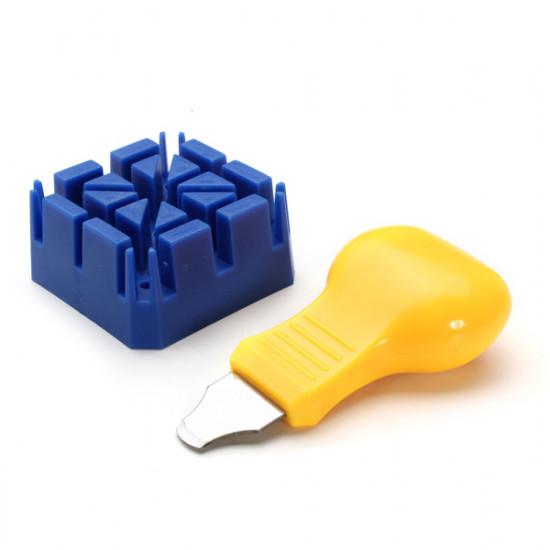 13pcs Case Opener Link Spring Bar Remover Tweezer Watch Tool Set 2021