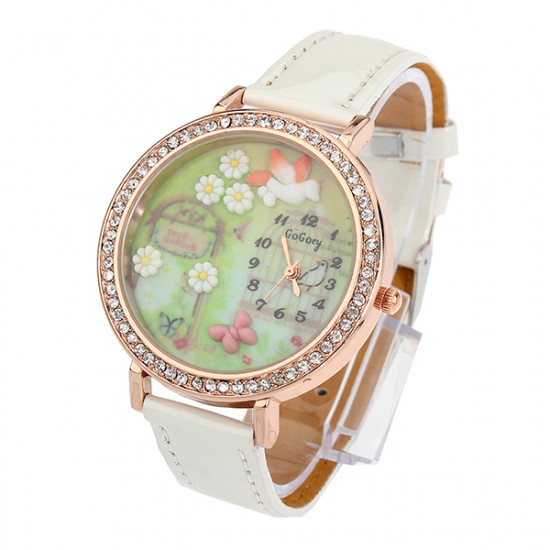 Cute Bird Dial Wrist Watch 2021
